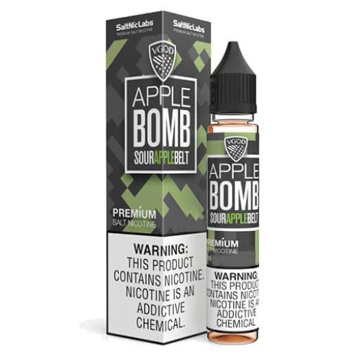 Nic Salt VGOD Sour Apple Bomb Belt 30ml - SaltNic / Salt Nicotine - 25mg e 50mg