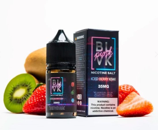 Blvk Nicsalt Iced Berry Kiwi 30ml