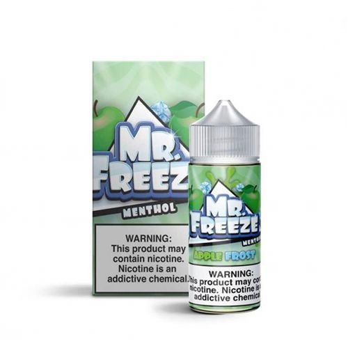Mr Freeze Salt Nic Apple Frost 30ml
