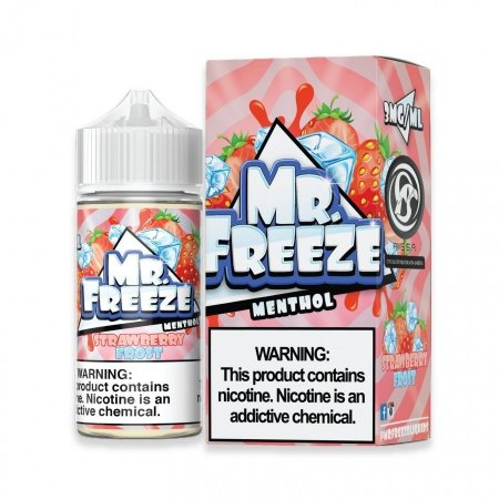 e-Liquid Mr. Freeze Strawberry Frost 100ml