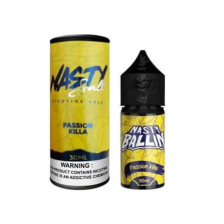 Nic Salt Nasty Juice Passion Killa 30ml