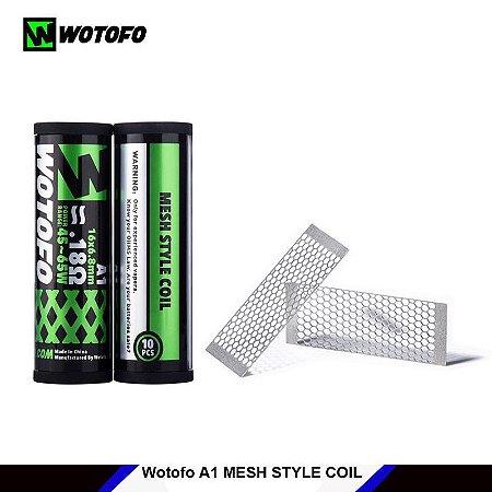 Wotofo Mesh Style Coil 0.18 ohm 10 pcs
