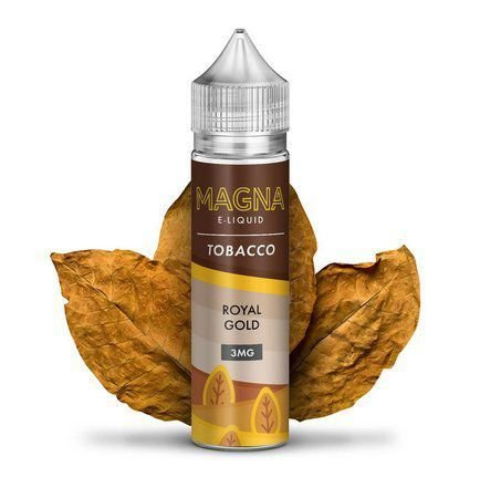 e-Liquid Juice Magna Royal Gold Tobacco 60 ml