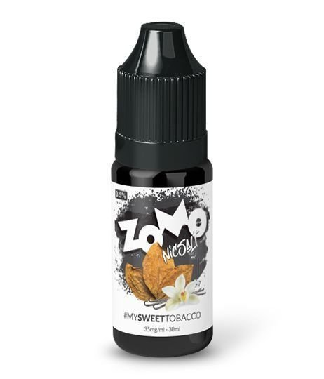 Líquido Zomo Salt - My Sweet Tobacco 30ml
