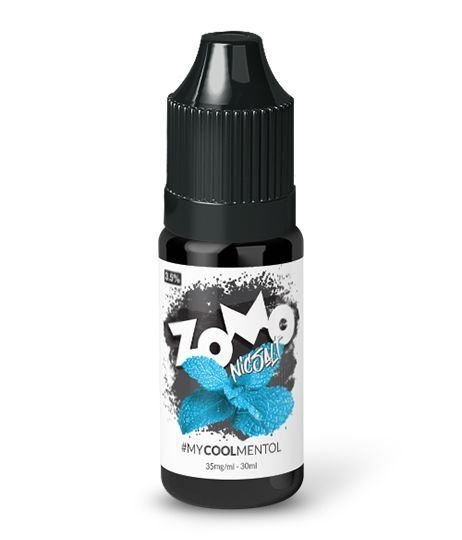 Líquido Zomo Salt - My Cool Menthol 30ml