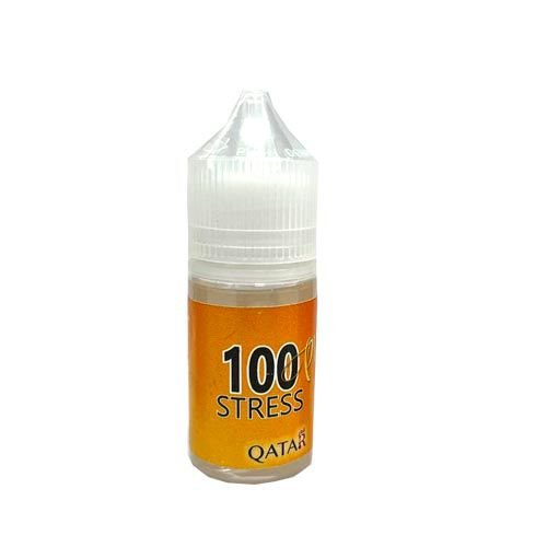 E-liquid 100 Stress Manga 30 ml - Sem Nicotina