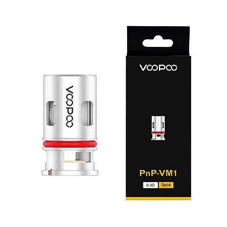 VOOPOO - Resistência PnP 0.3ohms