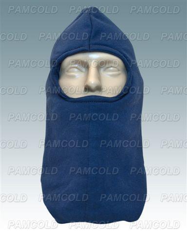 Capuz Frio Suedine duplo abaixo -5ºC Touca Ninja Pamcold CA 32939 - Azul