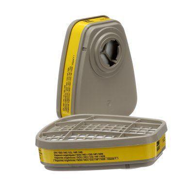 Cartucho 6003 Amarelo 3M