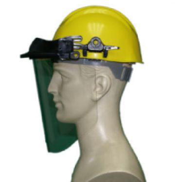 Protetor Facial Articulado 8mm p/ Capacete Confort Dystray CA 38449