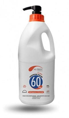 Protetor Solar FPS 60 Nutriex