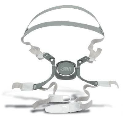 Tirante para Respirador Semi Facial 6200 3M CA 4115