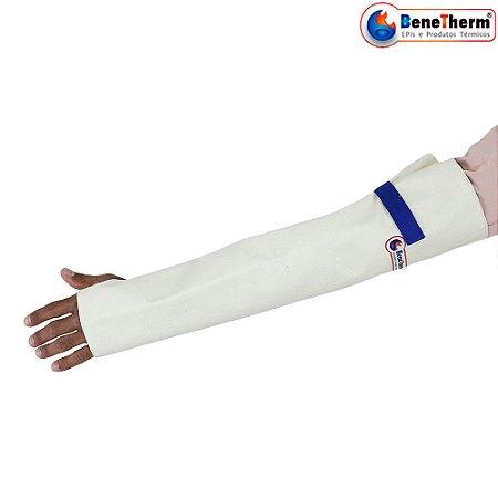 Mangote Calor Algodão Therm-Up Benetherm CA 39357 - Bege