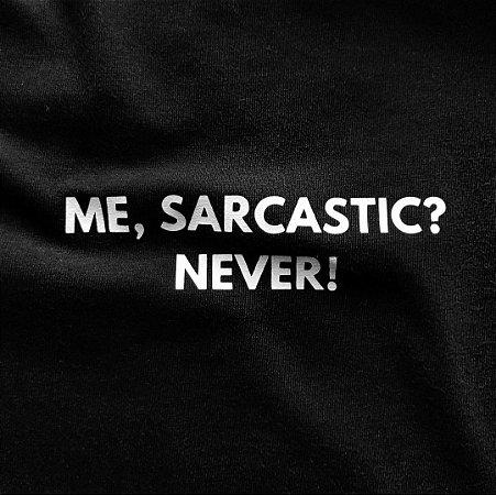 Camiseta Sarcastic