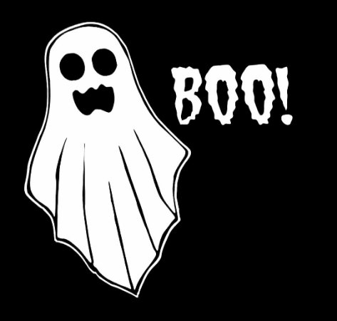 Camiseta Boo!