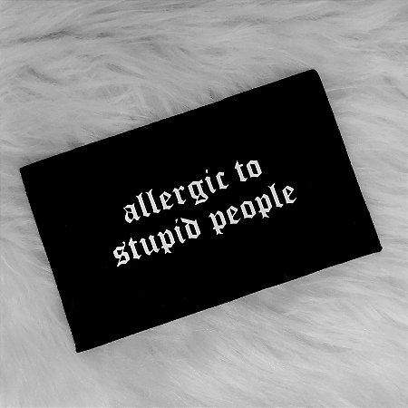 Camiseta Stupid People
