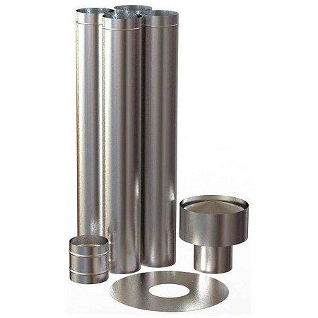 Kit Calefator Inox 110mm