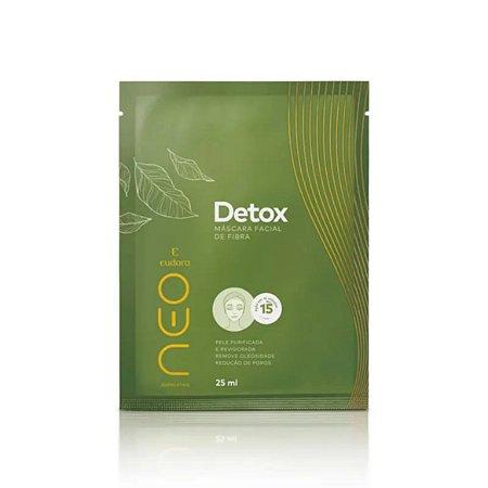 Máscara Facial Fibra Detox Neo Dermo Etage 25ml