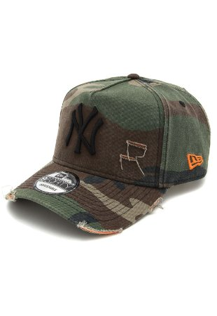 BONE NEW ERA ORIGINAL 940AF COTTON DAMAGE NEYYAN WOODLAND MBP19BON066