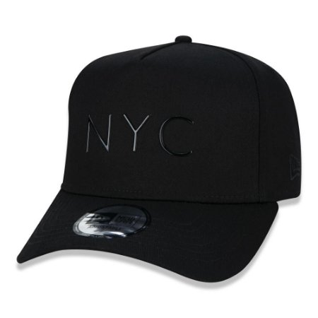 BONE NEW ERA ORIGINAL 940KF NEW ERA NYC TPU BLACK BLK SS20 NEP20BON102