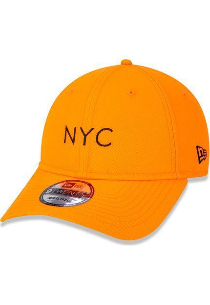 BONE NEW ERA ORIGINAL 920 ST SIMPLE FLUOR NYC HFO NEI20BON151