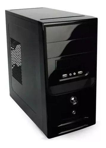 Cpu Nova Intel Core I5 4gb Hd 250gb + Kit + Caixinha De Som
