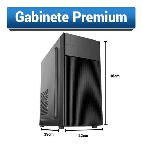Computador Completo  Intel I5 4gb Ddr3 Hd 500 Gb Windows 10