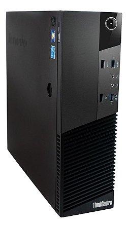 Computador Cpu Lenovo Thinkcentre M93p I5 Ram 8gb Ssd 120 Gb