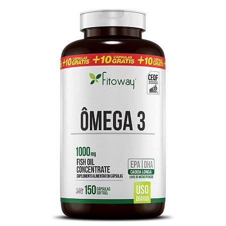 ÔMEGA 3 (150Cps) - FITOWAY