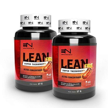 LEAN FIRE (60CPS) 2x - EMIPRE NUTRITION