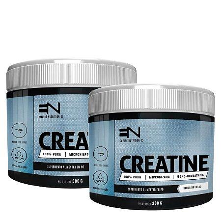 CREATINE (300G) 2x - EMPIRE NUTRITION