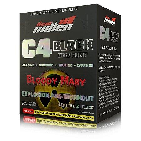 C4 BLACK BETA PUMP (22 DOSES) - NEW MILLEN