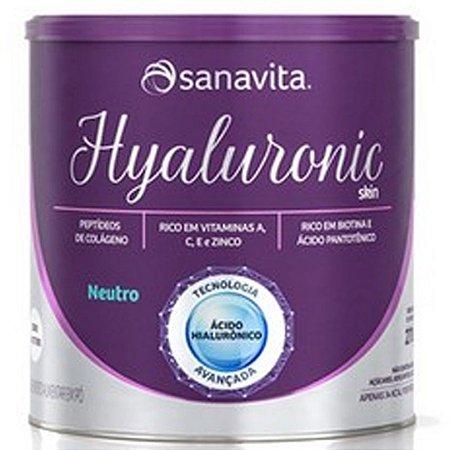HYALURONIC SKIN (270g) - SANAVITA