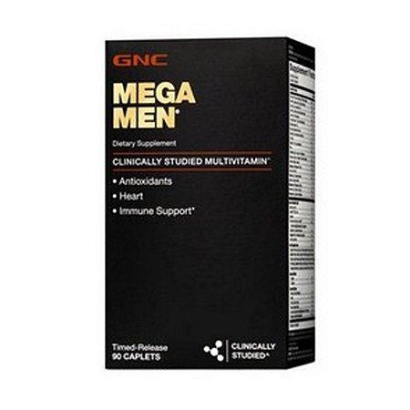 MEGA MEN (90 Caps) - GNC