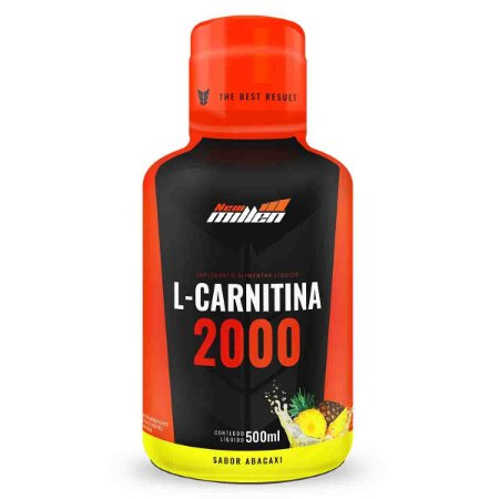 L-CARNITINA (200MG) - PROBIÓTICA - 500ML