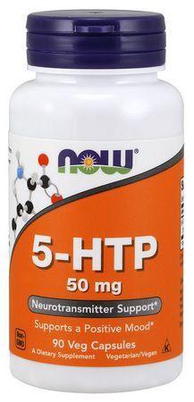 5-HTP (90 Caps) - NOW