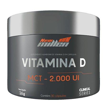 VITAMIN D MCT- 2.000 UI (16g) - NEW MILLEN
