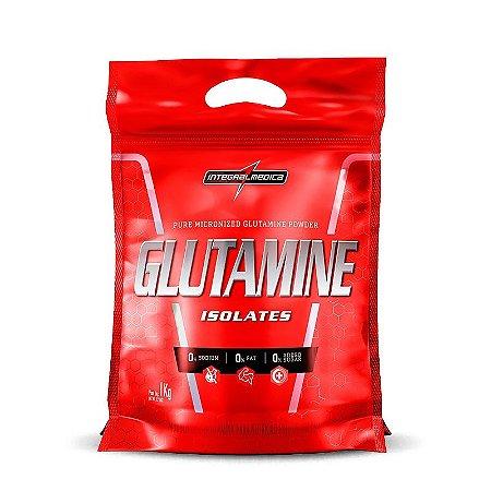 GLUTAMINE ISOLATES (1Kg) - INTEGRALMÉDICA