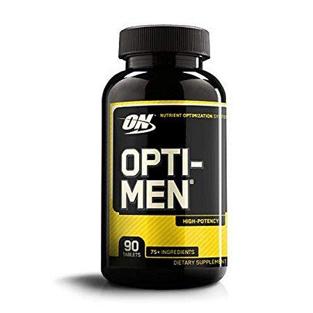 MULTIVITAMÍNICO OPTI-MEN - OPTIMUM NUTRITION - 90 CAPS