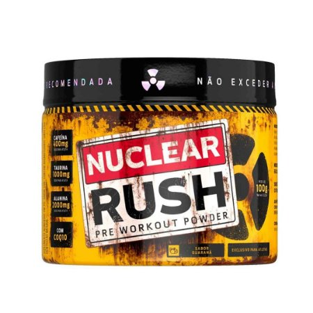 NUCLEAR RUSH - BODYACTION - 100G