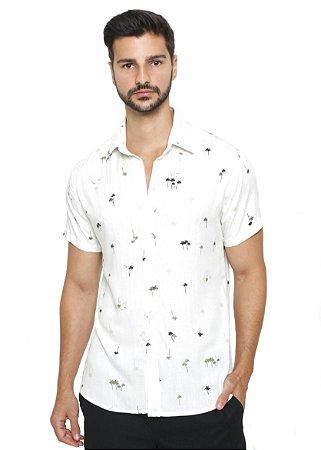 Camisa Viscose Coqueirinho