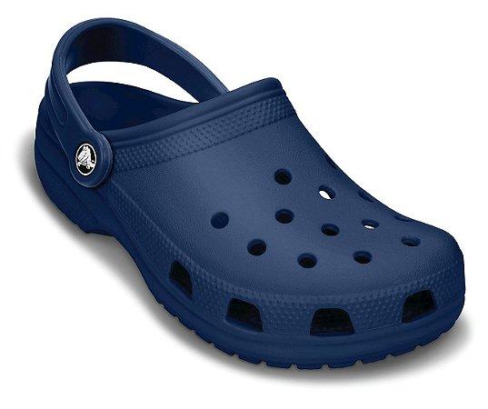 Sandália Crocs Classic - Azul Marinho