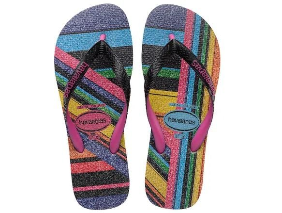 Havaianas Top Fashion - Rosa Hollywood