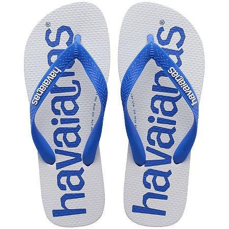 Havaianas Top Logomania 2 - Azul