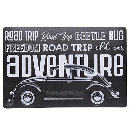 Jogo Americano VW Beetle Adventure preto