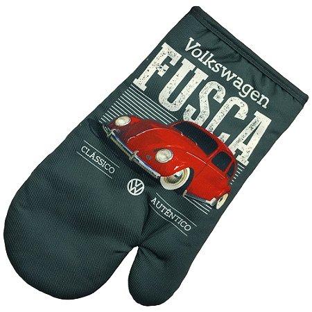 Luva VW Fusca Classic Cinza