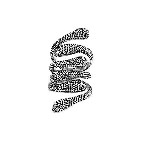 Anel 6 cobras prata 925