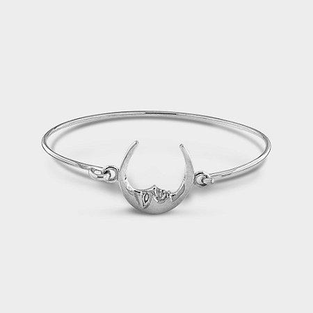 Bracelete Místico Lua Prata 925