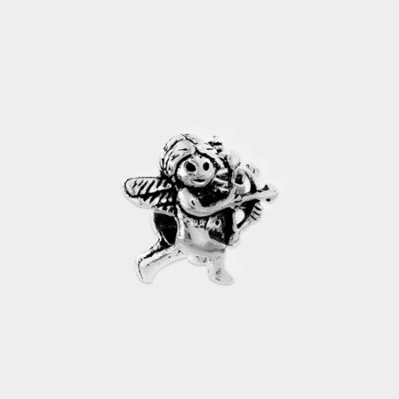 Charm Cupido Prata 925