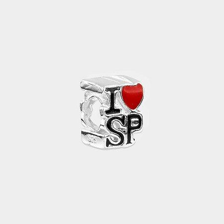 Charm I Love SP Prata 925